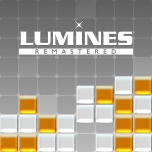 Cover Lumines Remastered