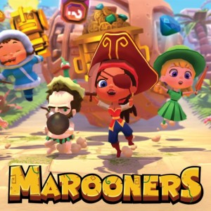 Cover Marooners