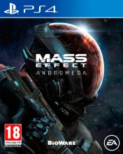Cover Mass Effect: Andromeda (PS4)