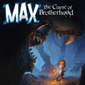 Cover Max: The Curse of Brotherhood