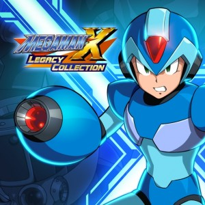 Cover Mega Man X Legacy Collection