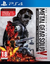 Cover Metal Gear Solid V: The Definitive Experience (PS4)