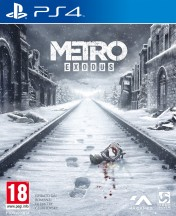 Cover Metro Exodus (PS4)