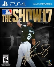 Cover MLB The Show 17 (PS4)