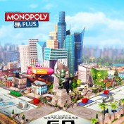 Cover Monopoly Plus (PS4)