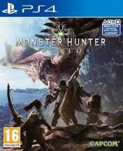 Cover Monster Hunter: World (PS4)