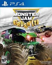 Cover Monster Jam: Crush It