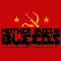 Cover Mother Russia Bleeds