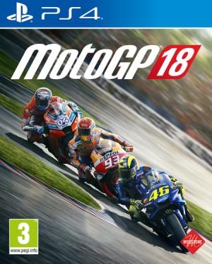 Cover MotoGP 18