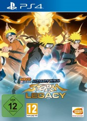 Cover Naruto Shippuden: Ultimate Ninja Storm Legacy (PS4)