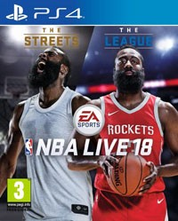 Cover NBA Live 18 (PS4)