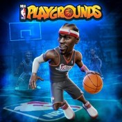 Cover NBA Playgrounds