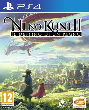 Cover Ni no Kuni II: Revenant Kingdom