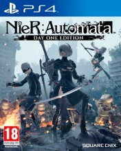 Cover NieR: Automata