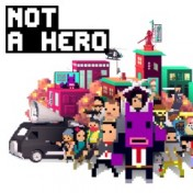 Cover Not a Hero