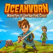 Cover Oceanhorn: Monster of Uncharted Seas (PS4)