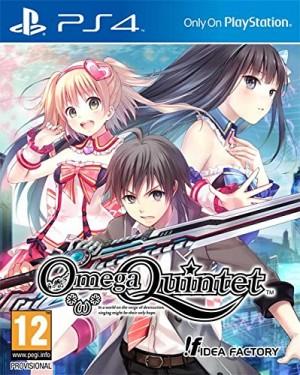 Cover Omega Quintet