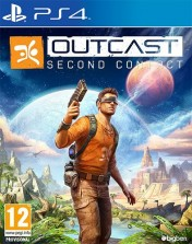 Cover Outcast - Second Contact