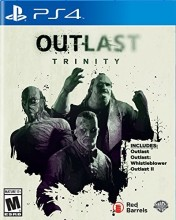 Cover Outlast Trinity