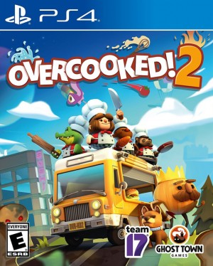 Cover Overcooked! 2
