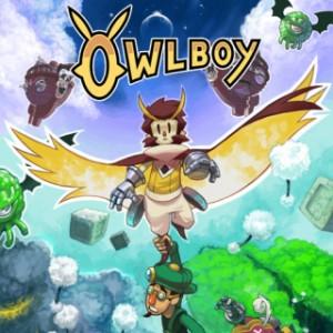 Cover Owlboy