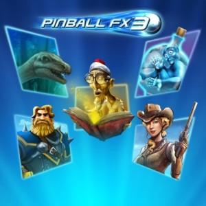 Cover Pinball FX3