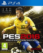 Cover Pro Evolution Soccer 2016