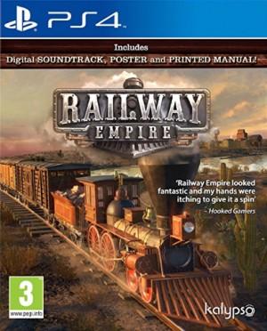Cover Railway Empire (PS4)