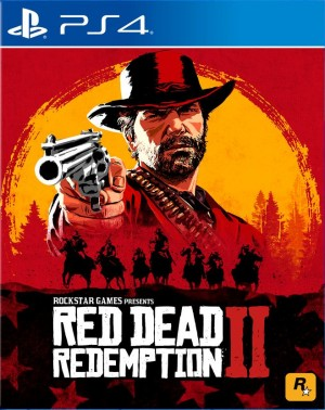 Cover Red Dead Redemption 2 (PS4)