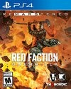 Cover Red Faction: Guerrilla Re-Mars-tered (PS4)