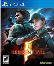 Cover Resident Evil 5