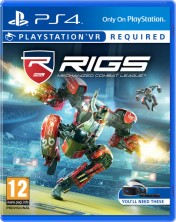 Cover RIGS: Mechanized Combat League (PS4)