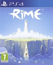 Cover RiME (PS4)