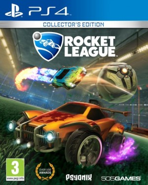 Cover Rocket League (PS4)