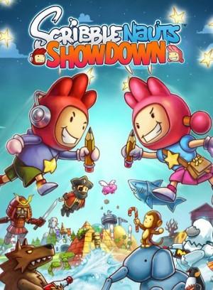Cover Scribblenauts Showdown