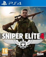 Cover Sniper Elite 4 (PS4)