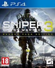 Cover Sniper: Ghost Warrior 3 (PS4)