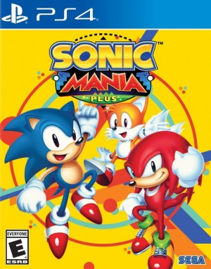 Cover Sonic Mania Plus (PS4)