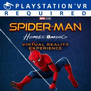 Cover Spider-Man: Homecoming - Virtual Reality Experience