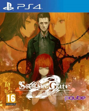 Cover Steins;Gate 0