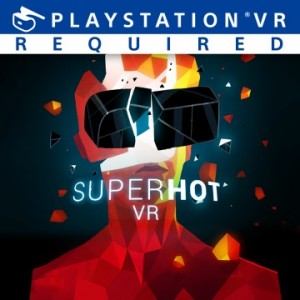 Cover SUPERHOT VR (PS4)
