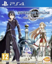 Cover Sword Art Online: Hollow Realization