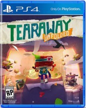 Cover Tearaway Avventure di Carta