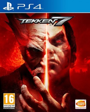 Cover Tekken 7 (PS4)
