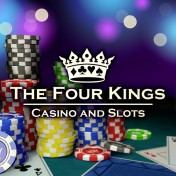 Cover The Four Kings Casino and Slots