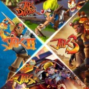 Cover The Jak and Daxter Collection