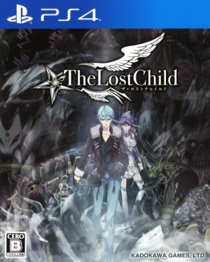 Cover The Lost Child