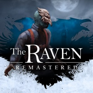 Cover The Raven Remastered