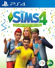 Cover The Sims 4 (PS4)