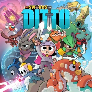 Cover The Swords of Ditto
